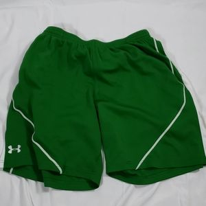 Under Armour Mens Basketball Shorts Loose XL